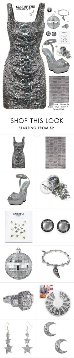 """""""578"""" by glitterals ❤ liked on Polyvore featuring Olive, Surya, Speed Limit 98, Zoccai, CB2, Jacy & Jools and Zodaca"""