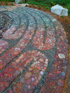 Jeffrey Bale's World of Gardens Halls Hill Park on Bainbridge Island in Washington.