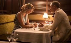Lea Seydoux as Madeline Swann and Daniel Craig as James Bond in Spectre Daniel Craig James Bond, Christopher Nolan, Craig 007, Spectre Movie, Spectre 2015, 007 Spectre, Female Bond, Sam Mendes, Movie Plot
