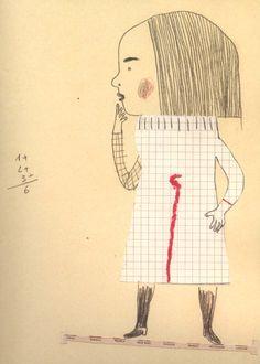 Ilustración de Chiara Carrer en «Un día». #LIJ #Mexico Illustration Inspiration, Children's Book Illustration, Collage Drawing, Paint Designs, Paper Cutting, Childrens Books, Cool Art, Drawings, Creative