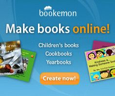 Create Your Own Beautiful Custom Book! Transform Your Ideas into Bookstore-Quality Printed Books.   Bookemon.com