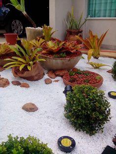 jardim artificial