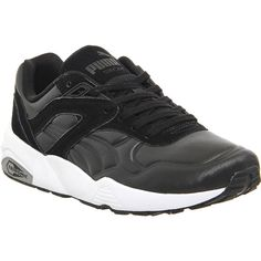 65e3b42096c Puma R698 Trainers ( 99) ❤ liked on Polyvore featuring shoes