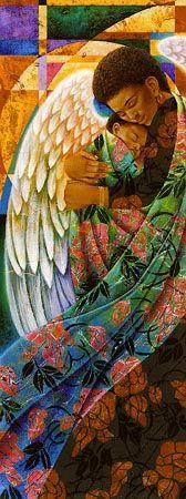 Summer Angel - Keith Mallett