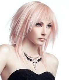 Rocky Vitelli Medium Blonde Hairstyles