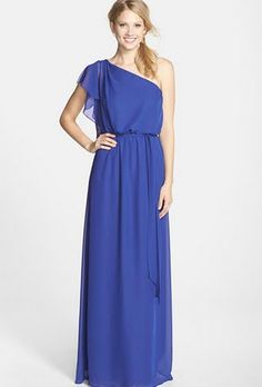 It reminds me of something Egyptian but in COBALT blue!