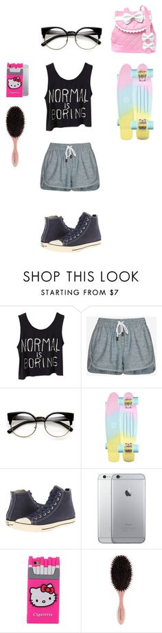 """""""//My Style// -57-"""" by ashyrosepetal on Polyvore featuring rag & bone/JEAN, ZeroUV, Converse, Hello Kitty and Sugarbaby"""