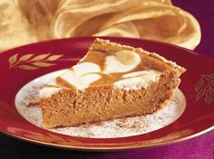 Pumpkin-Cream Cheese Pie with Cookie Crust Baked in a pecan-shortbread crust this blend of cream cheese pumpkin and spices is easy to put together and even easier to eat! Cheese Pumpkin, Pumpkin Cream Cheeses, Pumpkin Pumpkin, Pumpkin Lasagna, Pumpkin Ideas, Cream Cheese Pie, Cheese Pies, Pumpkin Dessert, Pumpkin Cheesecake