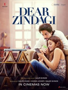 """""""Want to know what Kaira and I talk about? Join us for a #DearZindagiSession in cinemas."""" 29 Nov 2016"""