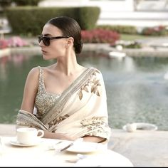 The Udaipur Collection. Spring Couture 2017 Wedding Outfits by Sabyasachi – The Udaipur Collection. Spring Couture 2017 Wedding Outfits by Sabyasachi – Indian Bridal Fashion, Indian Wedding Outfits, Indian Outfits, Indian Clothes, Ethnic Outfits, Trendy Outfits, Sabyasachi Sarees, Indian Sarees, Anarkali