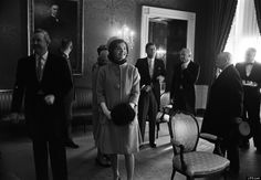 John F. Kennedy Inaugural Address: Rare Pictures Of The Event From ...