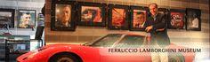 """""""Ferruccio Lamborghini Museum - Italy's Motor Valley, Emilia Romagna"""" by @getpalmd"""