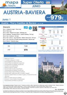 OF Austria-Baviera salidas Junio **Precio Final desde 1129** ultimo minuto - http://zocotours.com/of-austria-baviera-salidas-junio-precio-final-desde-1129-ultimo-minuto-2/