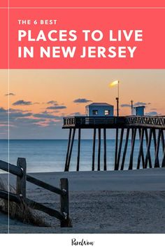 From Princeton to Ocean City, we?ve rounded up the best places to live in New Jersey. Best Places To Live, United States Travel, Ocean City, Amazing Destinations, Small Towns, New Jersey, Us Travel, State Parks, Night Life