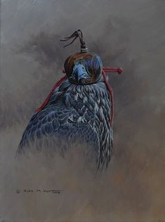 "Gyr Falcon - Acrylic - 12 x 16"" - Price £640 - Original Bird of Prey Paintings For Sale - Alan M Hunt Paintings For Sale, Original Paintings, Gyr, Peregrine Falcon, British Wildlife, Birds Of Prey, Eagles, The Originals, Artist"