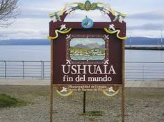 The End of the World (Fin del Mundo), Ushuaia, Argentina. Ushuaia, Patagonia, Places Ive Been, Places To Visit, Pale Blue Dot, 7 Continents, Argentine, Next Holiday, Beach Camping