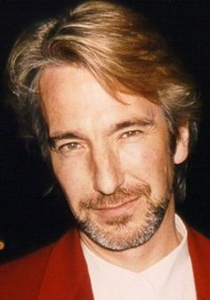 Alan Rickman. Loved him since Die Hard (Amazing voice!)... I always seemed to go for the bad boys. Hence why I'm single...