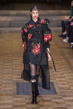London Fashion Week: Simone Rocha SS17