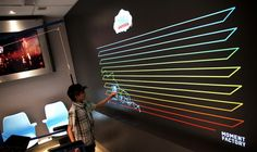 <p>Montreal-based Moment Factory creates an imaginative and interactive environment in a children's hospital.</p>