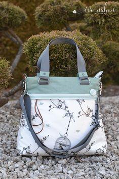 Tasche+Frühlingsliebe+von+Unikati+