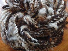Woolly Zebra handspu