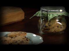▶ Receta de Cookies de choco en Los dulces de Silvia - YouTube
