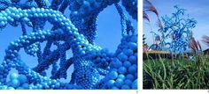 Claude Cormier - Architecture de paysage + Design urbain - BLUE TREE (L'ARBRE BLEU)
