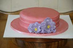 KY Derby Hat Cake...