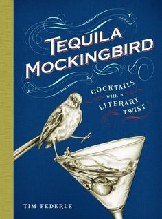 Tequila Mockingbird: Cocktails with a Literary Twist. A gift for the 21st Birthday. Turning 21 is a rite of passage, and an official legal welcome into the world of alcohol consumption. See all our 21st Birthday gift picks on: http://blog.gifts.com/gift-guides/21st-birthday-gift-ideas