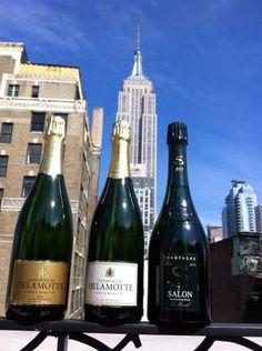 Champagne Salon et Delamotte