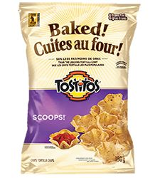 Oven Baked Tostitos® Scoops!® Tortilla Chips #InspireTheSeason