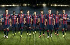FC Barcelona 2014 - 2015
