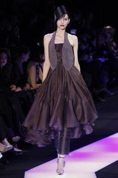 Armani Privé Couture Lente 2013, wat een mooie  collectie!