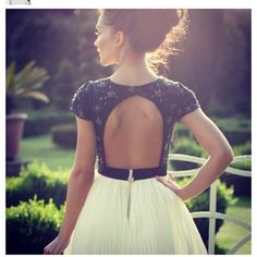 dress lace dress semi formal flown