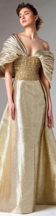 "Fall 2018 Haute Couture Edward Arsouni ""Divina"""