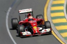 Ferrari is hoping for a strong finish in Melbourne. Ferrari had some good practice runs at Melbourne in preparations for the Australian GP.