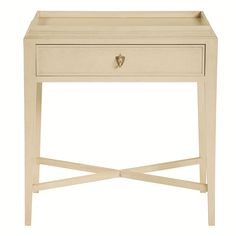 Salon Nightstand by