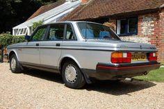 Volvo 240 GLE Automatic 1987