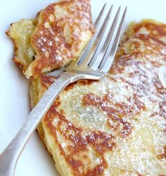 Breakfast Recipes, Pancakes, French Toast, Tableware, Food, Dinnerware, Pancake, Dishes, Essen