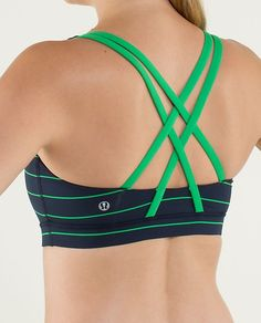 47377f32c0 Must Have Energy Bra from Lululemon. Dance Workout Clothes