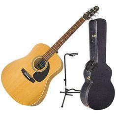 Godin Guitars 28733-BUNDLE Acoustic-Electric Guitar >>> Click image for more details.