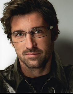 McDreamy can even pull of specs...