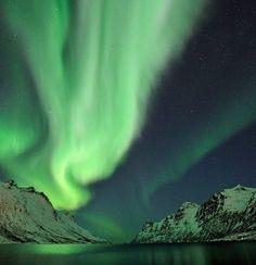 No hay un espectáculo comparable con la belleza de la Aurora Boreal. Algo digno de ver, al menos una vez en la vida.