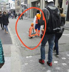 Father of the year award goes to... (it means accident) - 9GAG