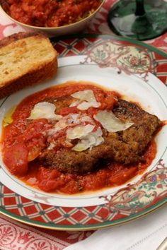 Parmesan Venison, THE BEST recipe!