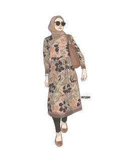 23 best art animasi hijab - my ely Muslim Fashion, Hijab Fashion, Hijab Drawing, Hijab Style Tutorial, Pop Art Women, Islamic Cartoon, Hijab Cartoon, Pop Art Girl, Cute Girl Wallpaper