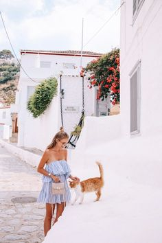 Most of you probably know that I am a huge Greece fan! That is why I was very excited when Folli Follie invited me on a special Greece trip. Folli Follie is a Greek brand… Mykonos, Santorini, Ohh Couture, Greece Fashion, Greece Pictures, Leonie Hanne, Greece Travel, Athens, Summer