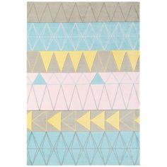 Boca stockholm pink asiatic carpets