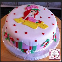 Torta Fragolina Dolce Cuore