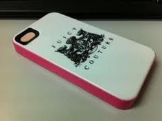 JUICY COUTURE I PHONE CASE